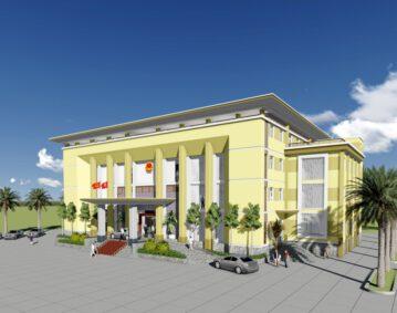 Dự án Trung tâm hành chính Huyện Duyên Hải