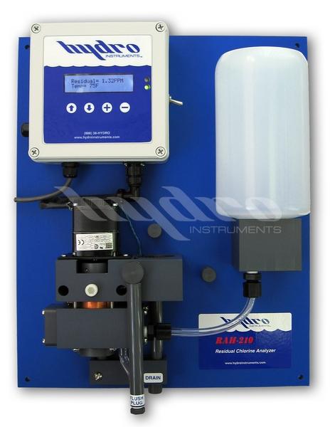 Máy đo Clo dư và pH - RAH210