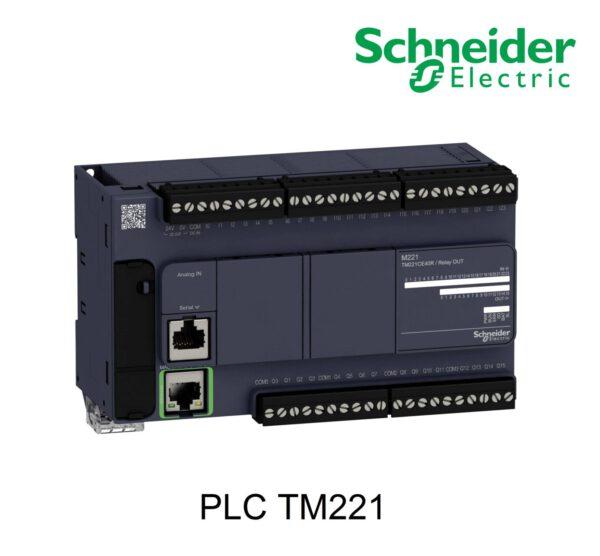 PLC TM221